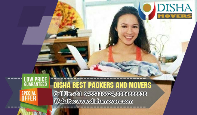 Household Shifting in Lucknow