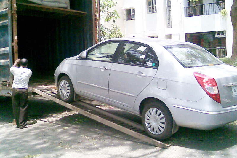 Vehicle Relocation in Lucknow